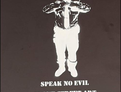 Speek no evil